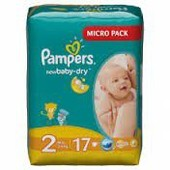 Pampers № 2