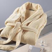 Хлопковый махровый халат ТСМ(германия) , размер 50-52