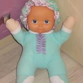 Мягкая куколка oscar для самых маленьких