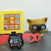 Макдональс игрушки фигурки