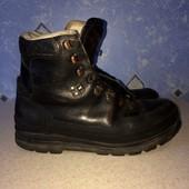 кожаные ботинки Lowa 40