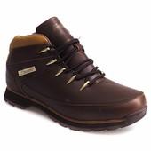 Мужские ботинки утепленные, осень - еврозима