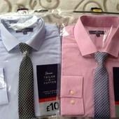 Рубашки с галстуком,Tom Tailor
