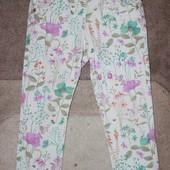 Стильные джинсы Next девочке на 3-4 года