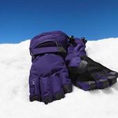 Лыжные перчатки Tchibo! 6,5р