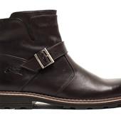 Зимние Ботинки Кожа (073к)