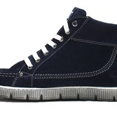 Зимние Ботинки Кожа (082с)
