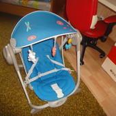 Кресло-Качалка Swing Polly Chicco гойдалка, качеля, качелька, чико, чикко, крісло, полли, свинг