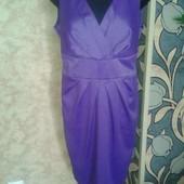 Платье женское 50рр New Look фиолетовое
