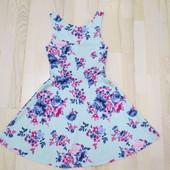 платье  6-8р новое H&M