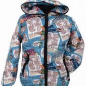 Зимняя куртка 98-128 р