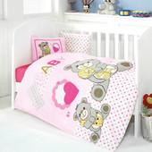 Постельное белье в кроватку для новорожденных (Турция)