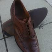 Туфли броги Church`s модель Chetwynd Braun р-р. 43-й