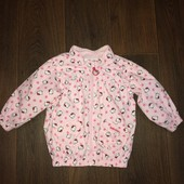 Куртка Ветровка Hello Kitty демисезон на девочку 1- 2 года в Идеале