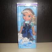 Кукла Эльза из мультфильма frozen ,  музыкальная