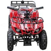 Квадроцикл электрический HL-E421F 800w 36v(красный,синий.черный)