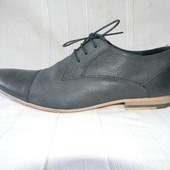 Мужские кожаные туфли redharring р.43  дл.ст 29см