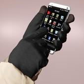 Перчатки работают с сенсором  Tchibo Германия 7,5-8р.