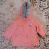 Куртка для мальчика 1-2 года.