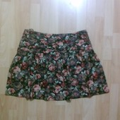 Фирменная юбка L