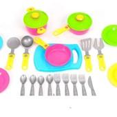 Кухонный набор Технок посудка 23 предмета
