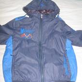 Куртка демисезонна+пересилка