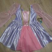 Платье принцессы на утренник карнавал widmann 7-9 лет