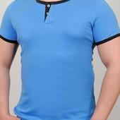 Стильная футболка большого размера
