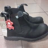 Демисезонные мужские сапоги-ботинки р.42-43