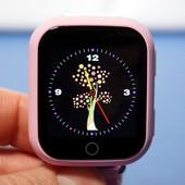 Original smart baby watch Q100s c ярким экраном Гарантия