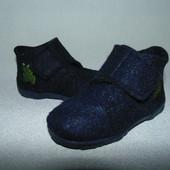 Войлочные тапочки 24р,ст 15,5см.Мега выбор обуви и одежды