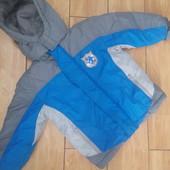 Зимняя куртка на мальчика AlpineTek  3T