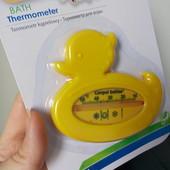 Термометр для ванной Уточка  canpol