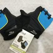Спортивные перчатки от Crivit(германия), размер 8.5