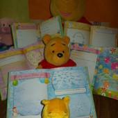 Чудовий новий яскравий фотоальбом дитини! Записи та фото з народження до року!