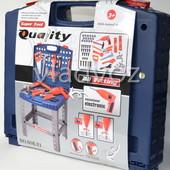 Детские инструменты набор чемодан Quality