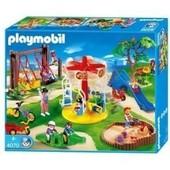 Playmobil 5024 City Life Парк развлечений, 159 предметов.