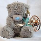 Игрушка мягкая Мишка Teddy 18 лет, 18 см