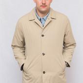 Пальто лёгкое мужское Abercrombie&Fitch (XXL)