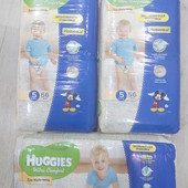 Подгузники Huggies Ultra Comfort для мальчиков Памперсы Хаггис