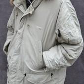 Мужская зимняя курточка Schott, р XL, parka extreme cold weather