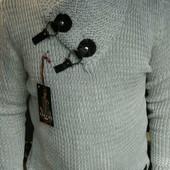 Новинка!!Мужской свитер.Размеры: 44- 48