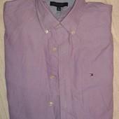Шикарная рубашка от Tommy Hilfiger, slim fit, p.16