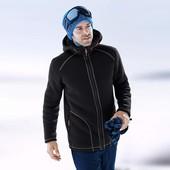 Куртка флис +мех Tchibo XL