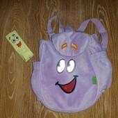сумочка ,рюкзак,рюкзачок Даша(Дора) путишественница