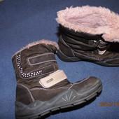 (№і193) кожаные термо-сапожки 32 р Primigi Gore-tex