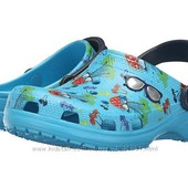 Сабо crocs classic summer fun clog M11W13 Оригинал