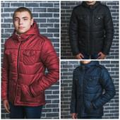 Мужские куртки зима р 44-60