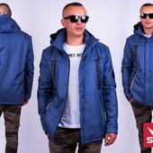 Куртка деми  46-52рр 3 цвета.