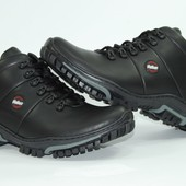 Мужские зимние ботинки Faber, black